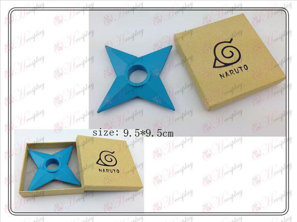 Naruto Shuriken classic boxed (blue) plastic