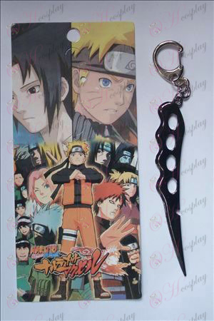 Asma Naruto keychain
