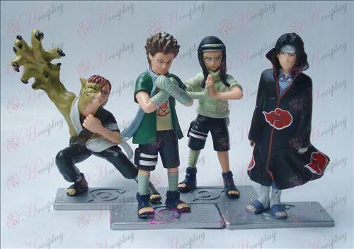 2. generasjon fire modeller Naruto Doll