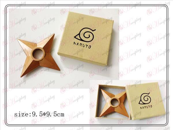 Naruto Shuriken klassiska förpackad (guldgult) lim