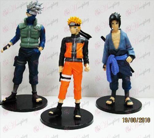 9. 3. generácie Naruto základňa (krabice 13 cm)