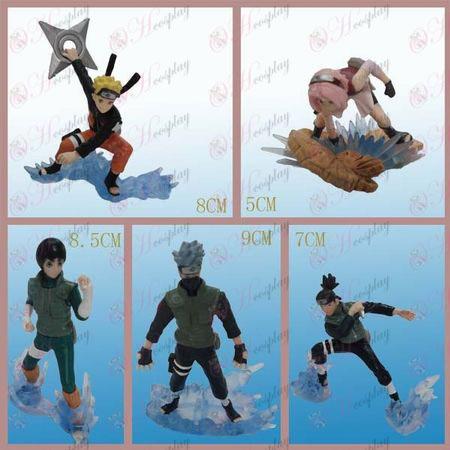 Modèles Naruto Generation 5 A9 petites mains pour faire