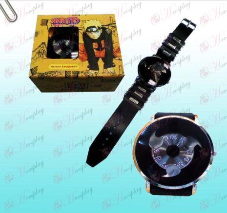 Naruto napísať okrúhle oči čierne hodinky
