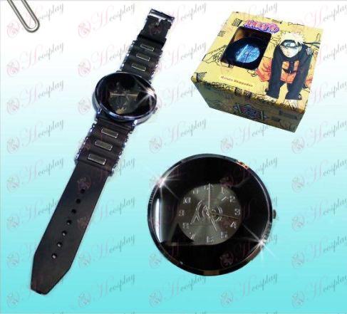 나루토 Konoha의 블랙 시계
