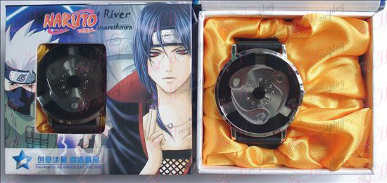 Naruto Wan ferret spendthrift watch black watches Halloween Accessories Online Store