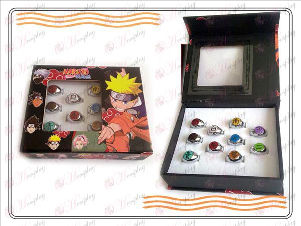 Naruto ten Xiao Organization ring