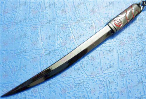 Naruto Bunta zwaard gesp mes Halloween Accessories Online winkel België