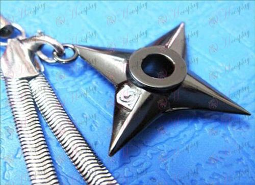 Naruto cuerda máquina Shuriken