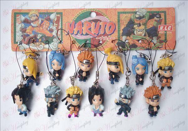 12 Naruto Doll Machine Rope (12 / set)
