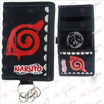 15-149 needle edging fold wallet 02 # Naruto