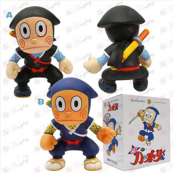Både Ninja boxed dukke (sæt)