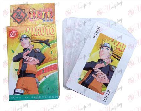 Naruto (Naruto) Pôquer