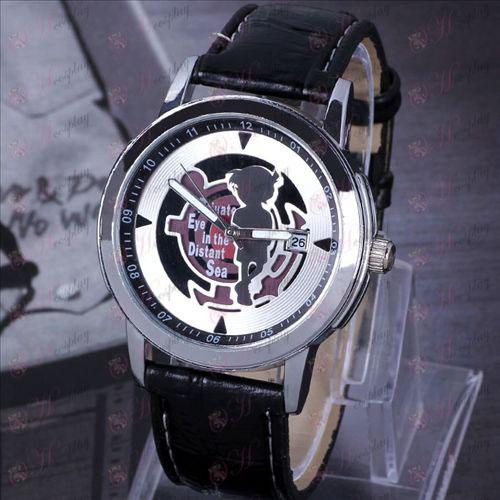Geschorst horloge Conan 17e verjaardag kalender