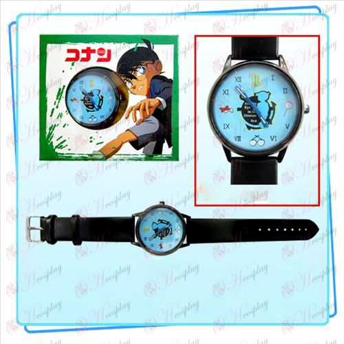 Conan 17. výročie cukroví hodinky