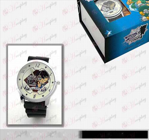 Detective Conan Accessoires logo lijnen kleuren horloges