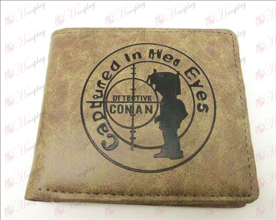 Conan Matte Wallet Halloween Accessories Online Store