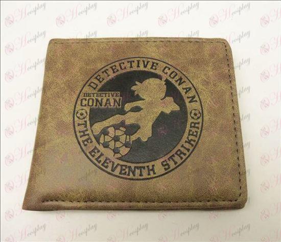 Conan 16 anniversary of matte wallet