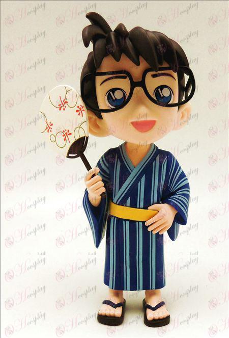Äkta kimono hand att göra Conan
