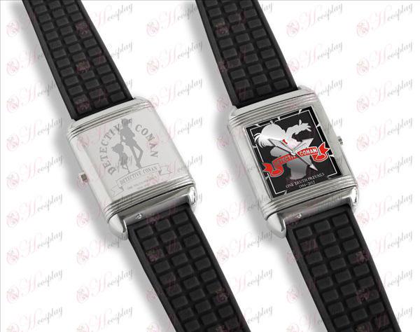 Dual-Flip buchstäblich Uhren (Conan)