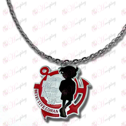 Conan 17th anniversary of the official logo necklace