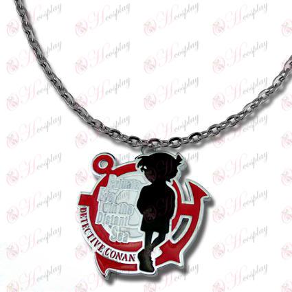 Conan 17. Jahrestag des offiziellen Logos Halskette