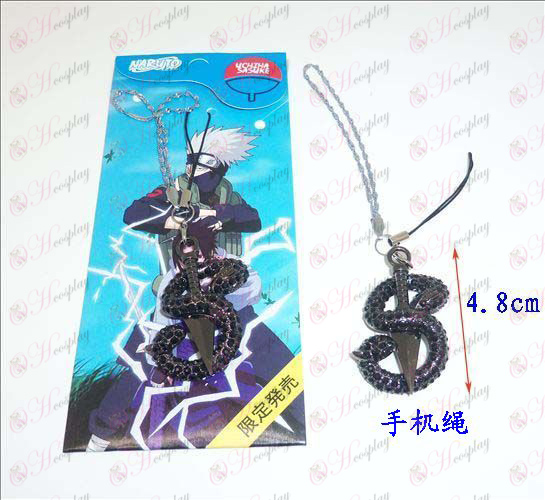 Naruto Serpentine Shuriken Strap
