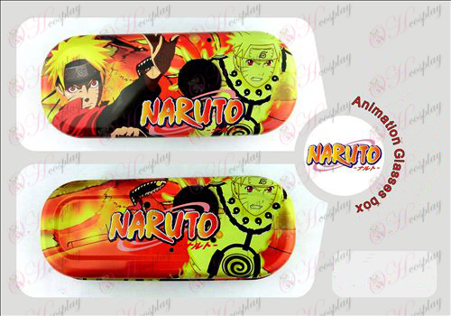 Naruto Naruto glasses case