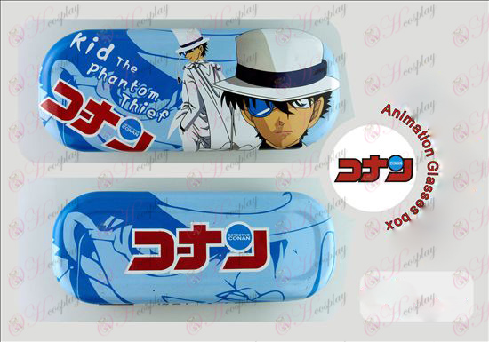 Conan kidd glasses case