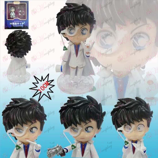 Conan kaitou criança 300 Q-boneca transplante de rosto