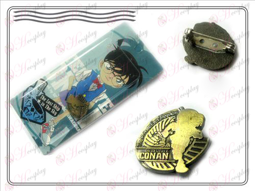 Conan Broche (10th Anniversary)