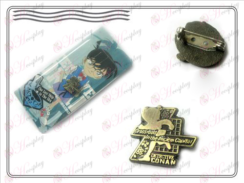 Conan brooch (6th anniversary)