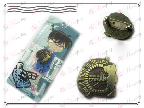 Conan brooch (5th anniversary)