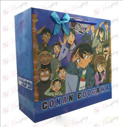 Ремък Голям торбичка за подарък (Conan B) 10