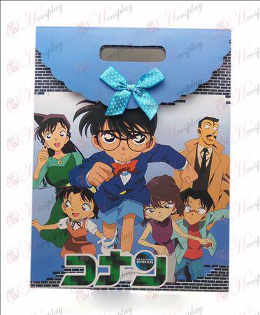 Голям подарък чанта (Conan а) 10 бр / пакет