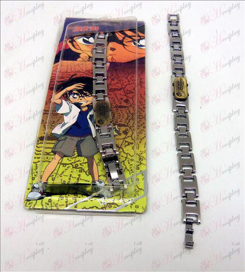 D Conan flag bracelet (Bronze)