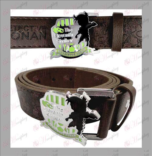 Conan 16 anniversary of the belt