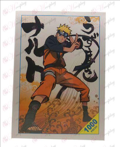 Naruto puzzle 1405