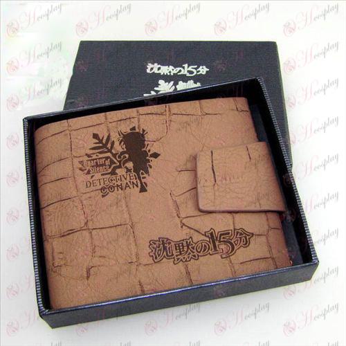 Conan piate výročie peňaženku (B)