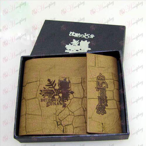Conan piate výročie peňaženku (A)
