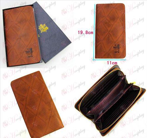 Conan the femårsdagen av plånbok