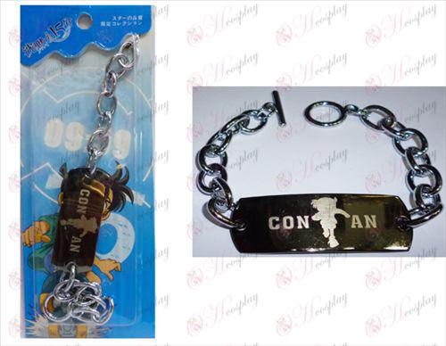 Conan 0 ordet kedja armband