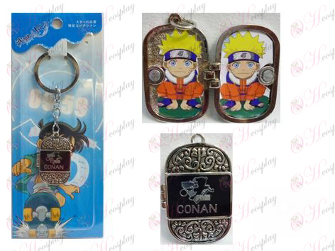 Conan 16th Anniversary Photo Frame keychain