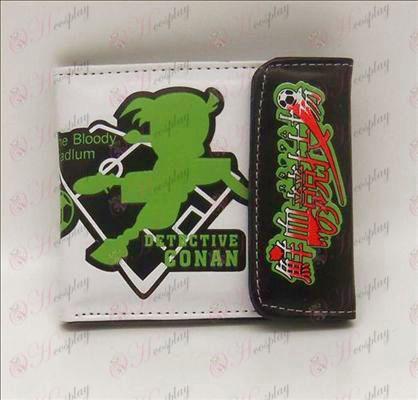 Conan 16 anniversary snap wallet
