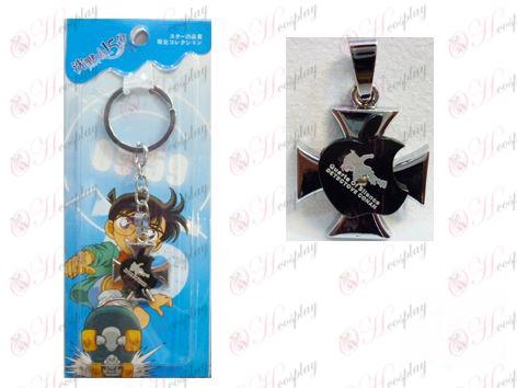 Conan Apfel keychain