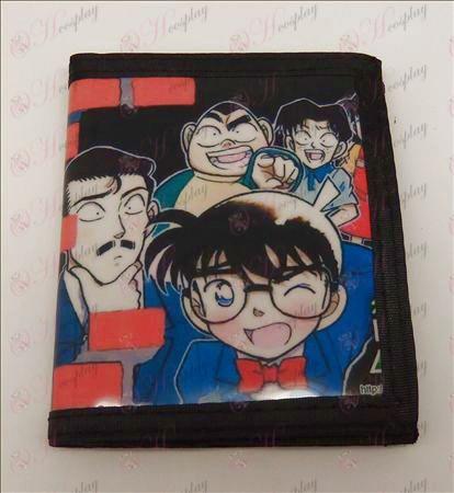 PVC πορτοφόλι Conan