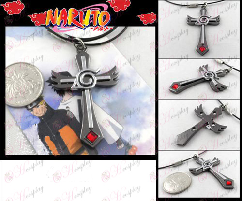 나루토 Konoha의 목걸이 총 색상