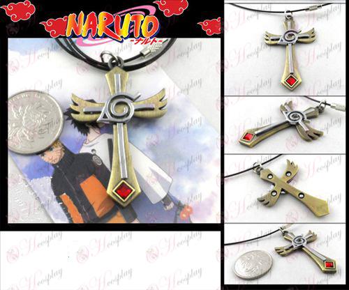 Naruto konoha Ketting brons