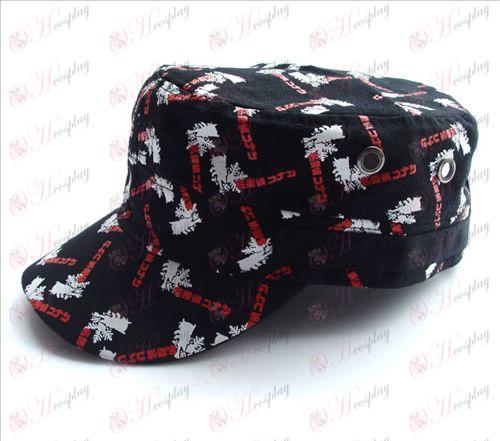 Fashionable hats - Conan (Black)