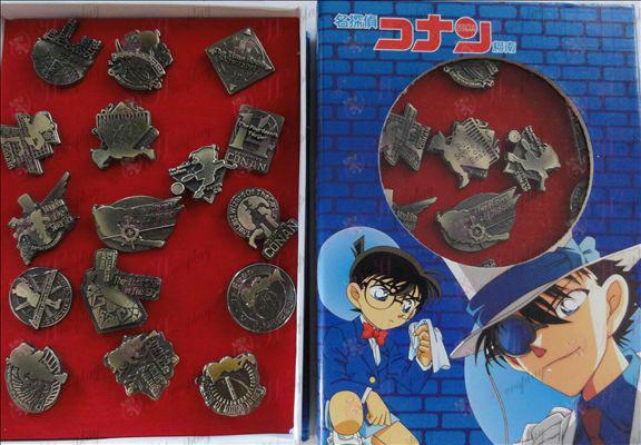 Conan 16 anniversary brooch