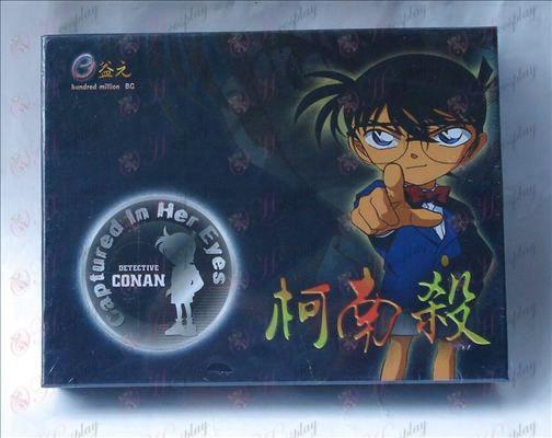 Conan doden